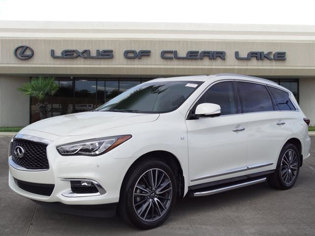 Used 2017 Infiniti Qx60 Navigation Loaded