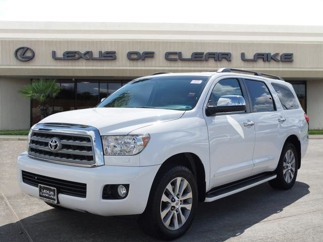 Used 2015 Toyota Sequoia Limited NAVIGTION
