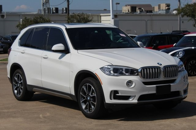Used 2017 BMW X5 sDrive35i