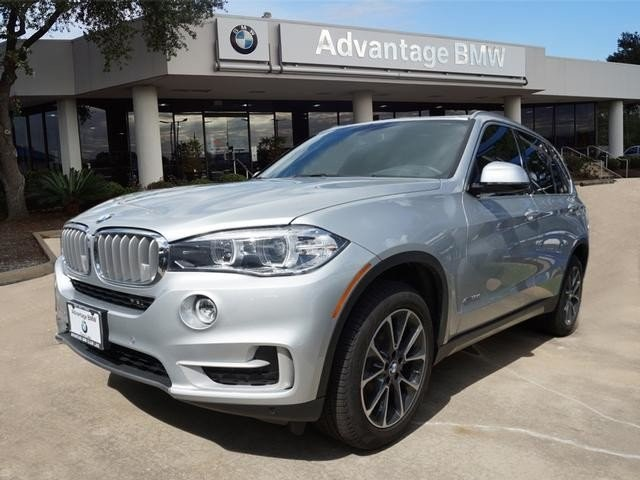 New 2018 BMW X5 xDrive35d
