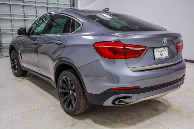 Bmw X6 Xdrive35i All Wheel Drive Sport Utility