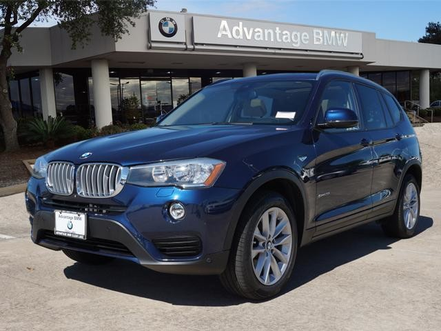 Pre Owned 2016 Bmw X3 Sdrive28i