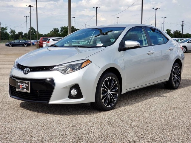 Used 2016 Toyota Corolla S Plus