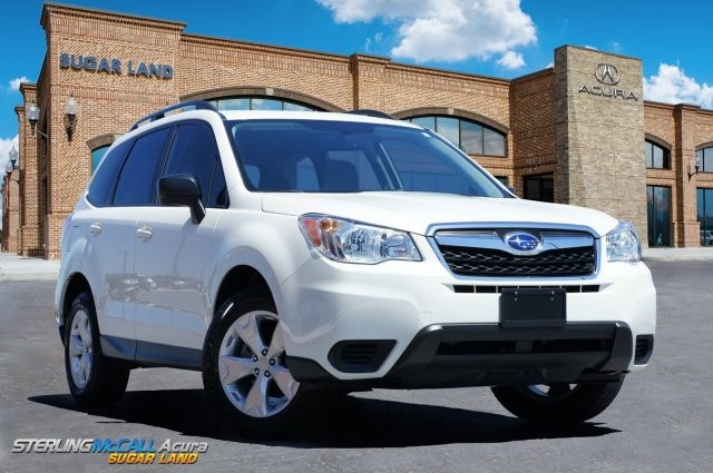 Used 2016 Subaru Forester 2 5i