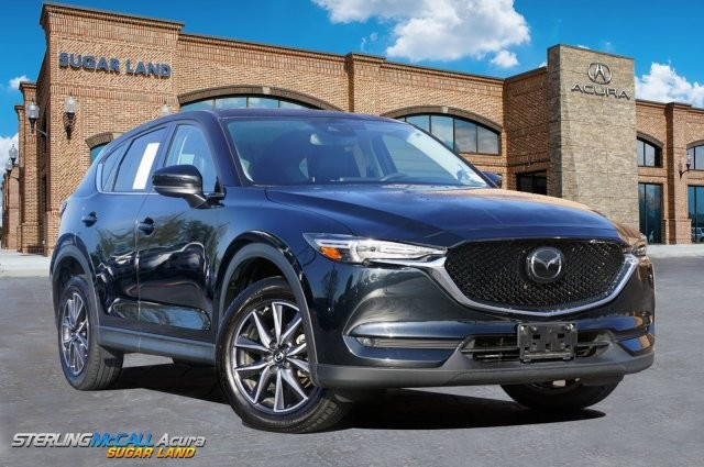Used 2018 Mazda CX-5 Grand Touring