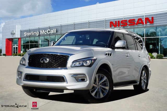 Used 2015 INFINITI QX80 Limited