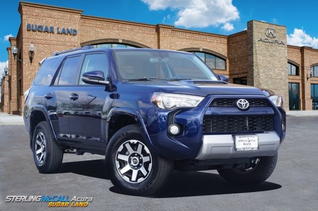 Used 2019 Toyota 4Runner TRD Off Road Premium