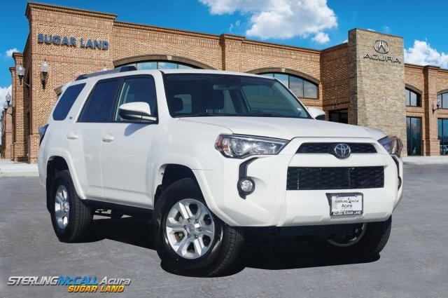 Used 2019 Toyota 4Runner SR5 *** NAVIGATION ***THIRD ROW***4X4***