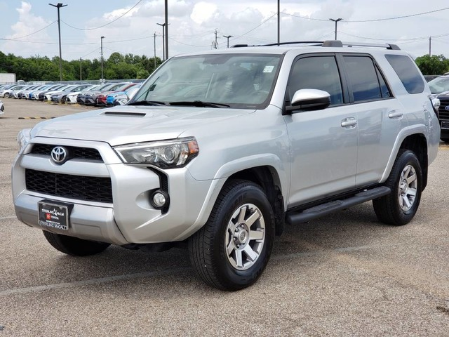 Used 2016 Toyota 4Runner Trail