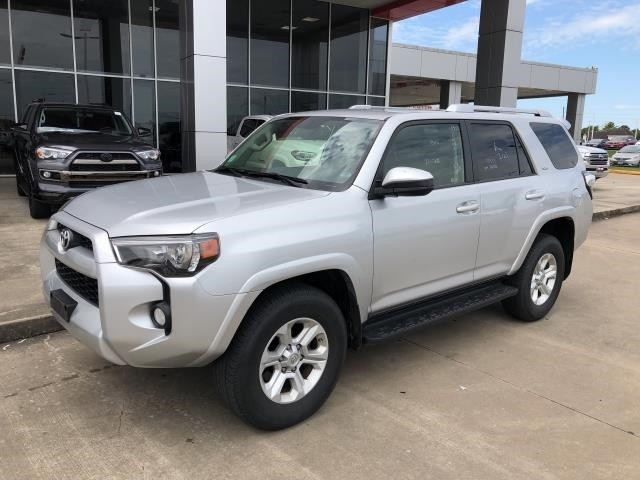 Toyota 4runner Four Wheel Drive Suv Used 2017 Sr5 4x4 W Nav