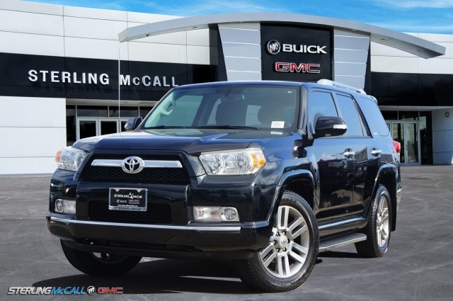 Used 2013 Toyota 4Runner Limited