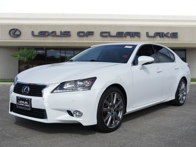 Lexus GS 350 Rear Wheel Drive Sedan - Offsite Location