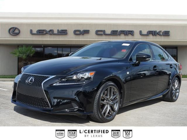 Used 2016 Lexus IS 350 FSPORT NAVIGATION
