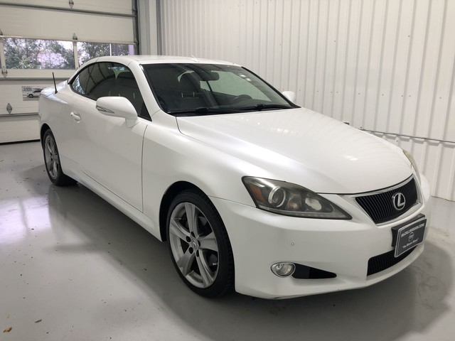 Used 2012 Lexus IS 250C RWD