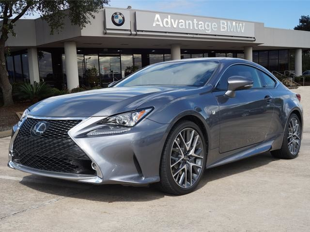 Pre Owned 2016 Lexus RC 350 F SPORT