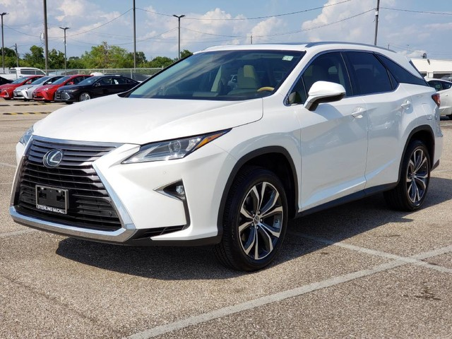 Used 2019 Lexus RX RX 350L Luxury