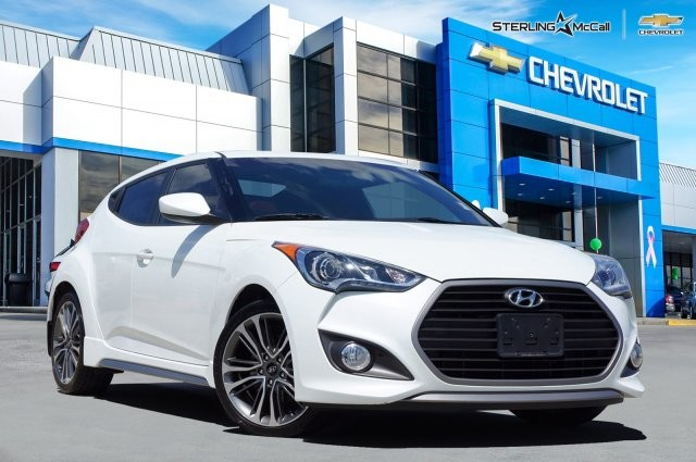 Used 2016 Hyundai Veloster Turbo R-Spec