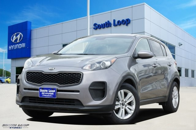 Used 2018 Kia Sportage Lx Popular Lx Model With Full Factory