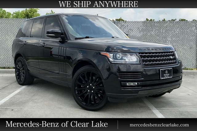Used 2014 Land Rover Range Rover Supercharged Autobiography