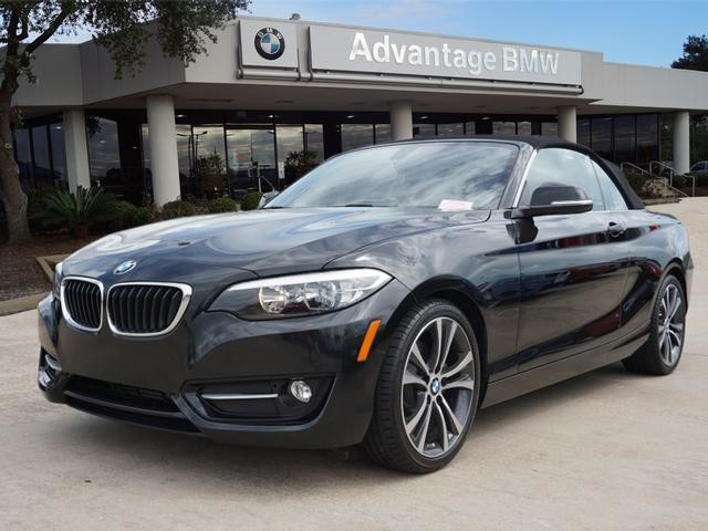 Certified Pre-Owned 2015 BMW 2 Series