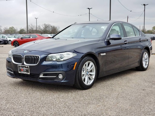 Used 2015 BMW 5 Series 528i xDrive