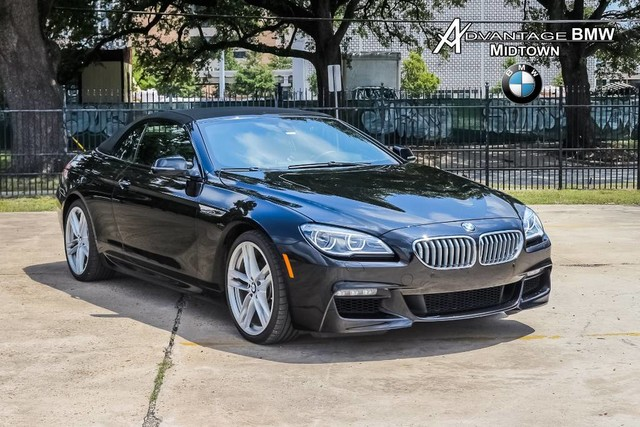Used 2016 BMW 6 Series