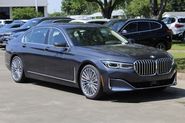 Bmw 7 Series 750i Xdrive All Wheel Drive 4dr Car In Stock