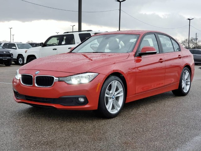 Used 2016 BMW 3 Series 320i