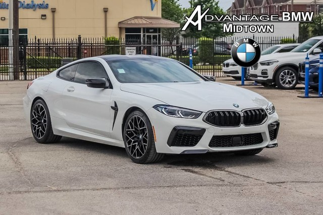 New 2020 BMW M8 Competition
