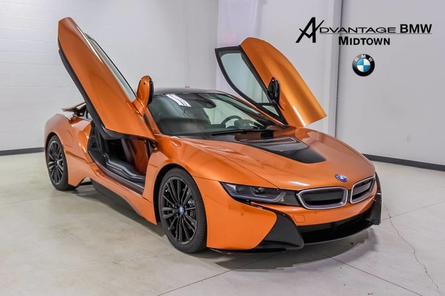 New 2019 Bmw I8 Coupe In League City Kvb81934 Advantage Bmw Of