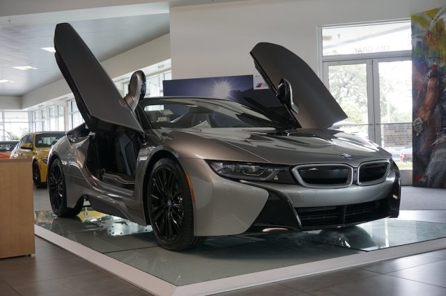New 2019 Bmw I8 Convertible In League City Kvg97864 Advantage Bmw