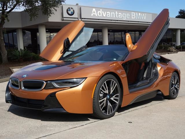 New 2019 Bmw I8 Convertible In League City Kvb83116 Advantage Bmw