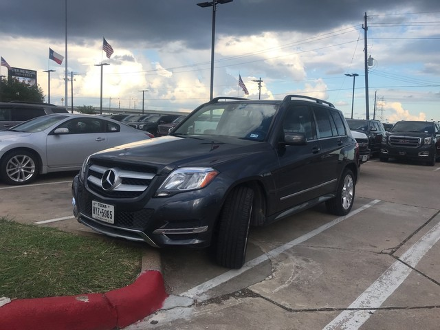 Used 2015 Mercedes-Benz GLK GLK 350