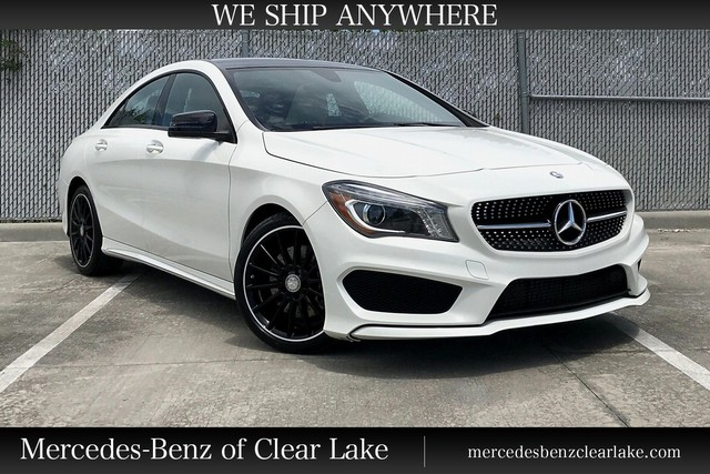 Used 2016 Mercedes-Benz CLA CLA 250