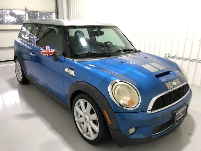 Used 2008 Mini Cooper Clubman S Coupe In League City 8tp88203