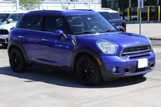 Used 2016 Mini Cooper Countryman Suv In League City Gwt08617