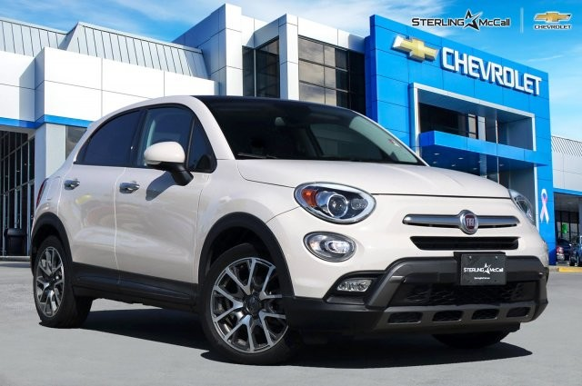 Used 2016 Fiat 500x Trekking Plus
