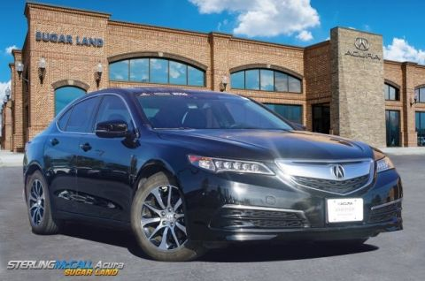 Used 2016 Acura TLX Tech