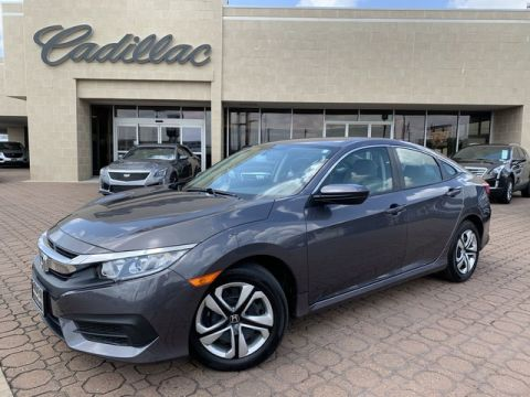 Used 2018 Honda Civic Sedan LX