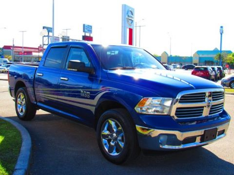 Used 2016 Ram 1500 Big Horn