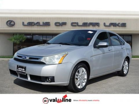 Used 2010 Ford Focus SEL