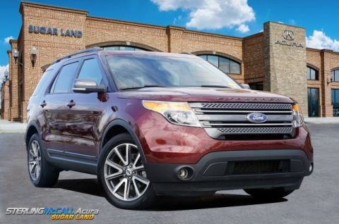 Used 2015 Ford Explorer XLT *** NAVIGATION ***