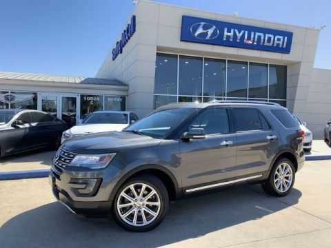 Used 2016 Ford Explorer Limited NAVIGATION & PANORAMIC SUNROOF