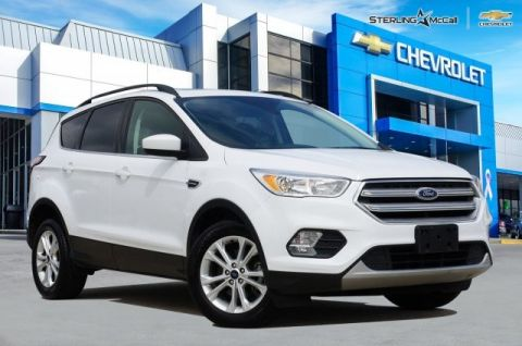 Used 2018 Ford Escape SE....