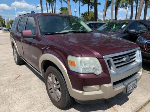 Used 2007 Ford Explorer Eddie Bauer