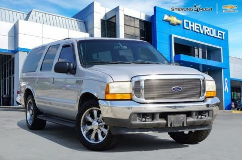 Used 2000 Ford Excursion XLT
