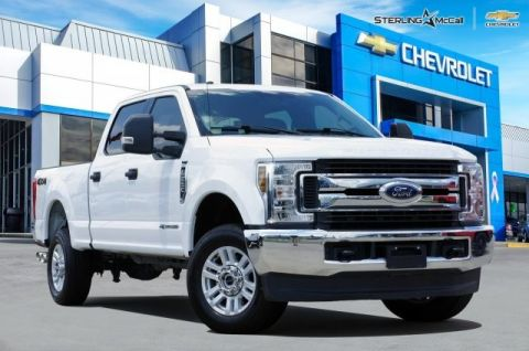 Used 2019 Ford Super Duty F-250 SRW XLT