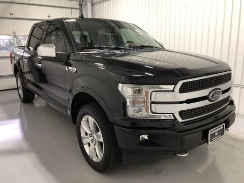 Used 2018 Ford F-150 Platinum *** TWIN PANEL MOONROOF ***