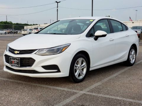 Used 2018 Chevrolet Cruze LT