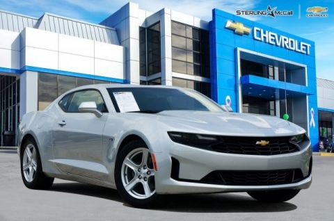 Used 2019 Chevrolet Camaro LT